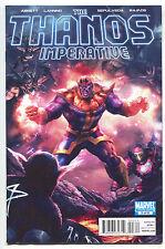 Thanos Imperative 3 A Marvel 2010 VF Aleksi Briclot 1st Print