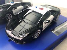 """Carrera Digital 132 30854 20030854 Lamborghini Huracan LP 610-4 """"POLICE"""" NEU OVP"""