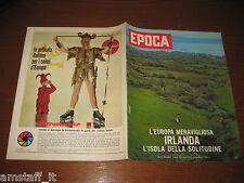 EPOCA 1962/619=ANTONIO CARLO MEUCCI=LORENZO TAPIA=GINA LOLLOBRIGIDA=