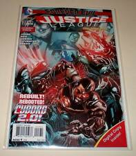 JUSTICE LEAGUE # 27 COMBO-PACK VARIANT  DC Comic  (March 2014)   NM   Polybagged