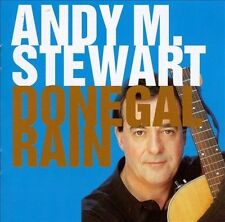 Donegal Rain by Andy M. Stewart (CD, Nov-1997, Green Linnet)