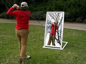 Training and Teaching Mirror Golf, Soccer, Baseball, Tennis