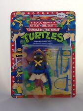 TMNT Kookie Kavalry Leo Ninja Turtle W/ Catalog Kookie Kavalry Leo New Rare