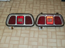 1971 Ford Mustang Taillight Assembly