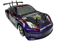 Drift Himoto 1/10 auf der Straße Radio 2.4GHZ 4WD Rtr Motor Elektrischer RC-540