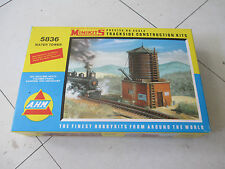 Water Tower for Steam AHM Trackside Minikit Construction Kit Unassembled Germany