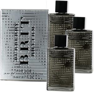 Man Extreme By Bvlgari For Men Combo Pack:Mini EDT Cologne Spl (3x0.17 Bottles)