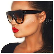 SHIELD SUNGLASSES Tortoise BROWN Designer Inspired CELEBRITY MOST WANTED .4
