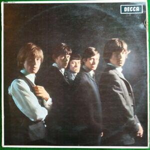 ROLLING STONES- 1ST ALBUM. DECCA LK 4605 1964. LOVELY CONDITION.
