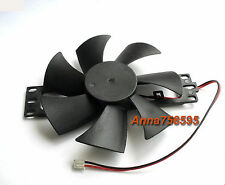 2pcs Case Cooling Fan DC 18V 0.20A 110mm for Induction cooker repair