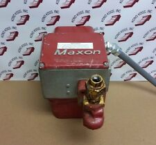 Maxon STO-A 1  Natural Gas Shut-Off Valve - .75""