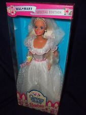 1994 Country Bride Blonde Barbie #13614 Special Edition. Nice.