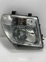Nissan Navara DRIVER RIGHT HEAD LIGHT LAMP Aventura 2005 to 2010