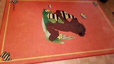 Kinderzimmer Teppich Janosch Tigerente