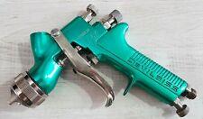 Devilbiss PRI 1.8 spraygun pri + brand new cup / pot pri 310 spray gun air cap