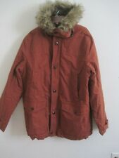 "NWOT TED BAKER  LONDON ""WILDERY""hooded PARKA  6"