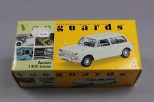 ZC1069 Vanguards VA56000 Voiture Miniature 1/43 Austin 1300 Estate White Blanc