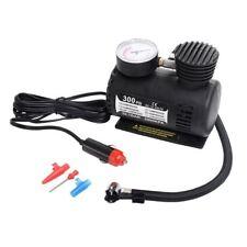 12v Car Electric Mini Compact Compressor Pump Bike Tyre Air Inflator 300psi