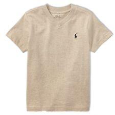 f5cfa9a574028 Genuine Ralph Lauren Polo Boys Cotton Short Sleeve T Shirt Top Age 2 3 4 6.7
