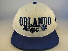 Kids Youth Size NBA Orlando Magic Vintage Snapback Hat Cap