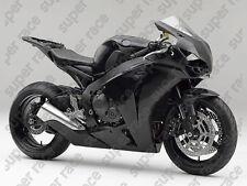 All in Black ABS Fairing Bodywork Injections Kit For Honda CBR1000RR 2008-2011