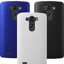 Custodia back Cover Hard Case sottile Ultra Slim rigida per LG G3 G 3+ Pellicola
