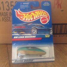 Hot Wheels   GM Lean Machine   # 812