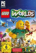 Software Pyramide PC Lego Worlds USK 6