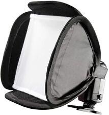 "CameraPlus 23 cm (9"") Portable Flash Softbox Diffuser for Flashguns"