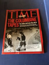 Time Magazine December 20, 1999 The Columbine Tapes Issue