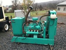 55KW Onan Natural Gas Open Generator. Tested and Serviced.