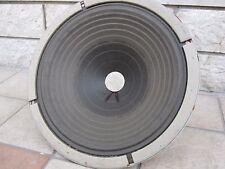 "Speaker Klangfilm AlNiCo 12.6"" TELEFUNKEN SIEMENS 1950's NOS horn VINTAGE STEREO"