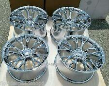 "Chrome C7 Z06/ZO6 Corvette wheels  FITS: 1997-2004 C5 & C5-Z06   17/18"""