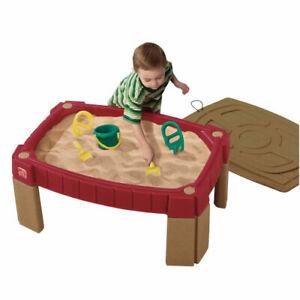 Step 2 Naturally Playful Sand Table