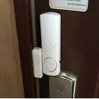 Wireless House Security Door Window Entry Burglar Alarm System Magnetic Sensor A