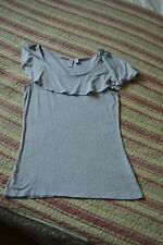 Tee-shirt ESPRIT de corp gris chiné - Taille M / 38 TBE