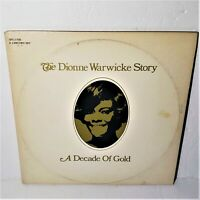 Dionne Warwicke Story (A Decade Of Gold): Scepter 1971 Vinyl 2x LP Gatefold
