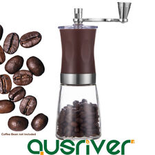 Manual Coffee Bean Grinder Stainless Steel Spice Mill Grinding Tool Kitchen Hand