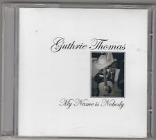 GUTHRIE THOMAS - my name is nobody CD