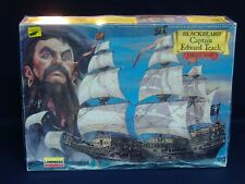 Lindberg Model Pirate Ship Captain Edward Teach