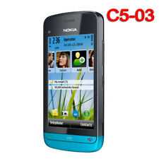 Original Nokia C5-03 Mobile Phone 3G Wifi GPS 5MP Unlocked C5-03 Smartphone