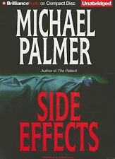 Side Effects by Michael Palmer (2009, CD, Unabridged)