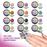12 Colors Mia Secret Pearl Acrylic Nail Powder Art Collection Art Collection Set