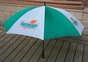 Gatorade Umbrella Vintage Advertising Sports Energy Drink Football Golf Baseball