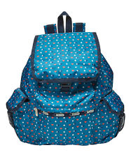 """LeSportsac STARGAZER BLUE VOYAGER Backpack, 16"""" x 16"""" x 7"""", MSRP $120, NWT"""