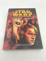 STAR WARS LABYRINTH OF EVIL - Foreign Novel - 2000s - MEGA RARE - 1st Edition