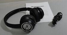 Monster NCredible N Tune NTune Headband Headphones On Ear BLACK