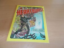 More details for heartburst by rick veitch in nr.fine condition