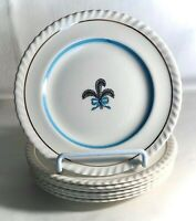 "7 Johnson Brothers Prince Of Wales 6 1/4"" Bread And Butter Plates"