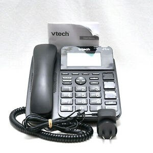 Vtech 16650 Home Corded Telephone Phone Answering Machine - AUS